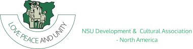 (NDCA) NSU Development & Cultural Association – North America logo