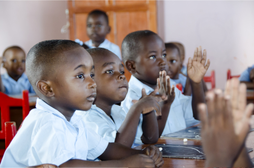 How Good Education Saves Children from Poor Countries?